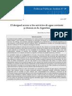 39 DPP A Salud, Acceso al agua y cloacas, Maceira, Kremer y Funucane, 2007.pdf
