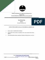 Kedah Trial SPM 2014 Maths [8BE09DA5]