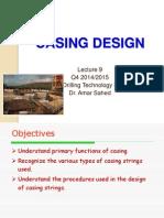 Casing Design.ppt
