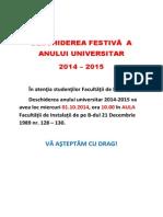 20140925_deschidere Festiva an Univ 2014_15