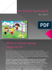 game sense approach powerpoint