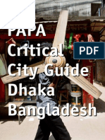 Papa Critical City Guide Dhaka Bangladesh