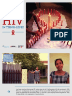 champions of people living with hiv in timor leste