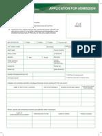 Www.dlsu.Edu.ph Admissions Graduate PDF Gs Application
