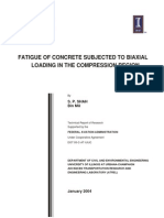 Fatigue Strength of Concrete