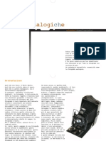 CALENDARIO 2015. Analogiche Analogie