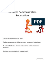 Business Communication Foundation