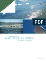 Ambitiemanifest Waddeneilanden