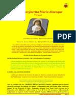 16 ottobre e 17 ottobre santa margherita maria alacoque vergine