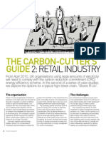 The carbon cutter's 2- Retail Industry