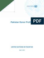 Pakistan Donor Profile
