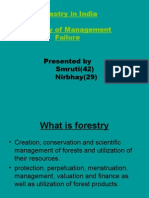Forestry-management failure.ppt
