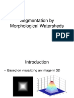 Watershed Segmentation