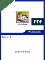 64. Carboxylic Acids