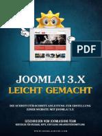 Joomla 3.X MadeEasy Deustche