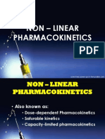 3-Non _ Linear Pharmacokinetics
