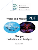 Eef Wastesample