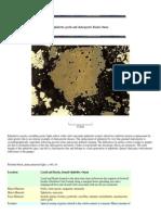 Tugas Mineragrafi 1 (Atlas Mineral)