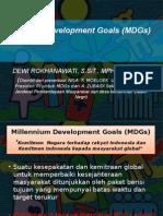4. MDGs