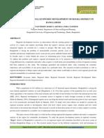8.Applied-Analysis of Regional Economic Development -Rabeya Akter