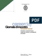 """Careerday 2003 - Università degli studi di Urbino """"Carlo Bo"""""""