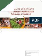 Manual de Orientação para Oferta de Alimentação Adequada e Saudável.pdf