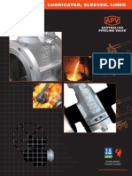 APV Plug Valve Catalogue