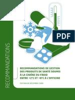 Recommandations de gestion des produits de santé soumis à la chaine du froid_decembre 2009.pdf