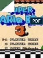 Juego Mario Bros 3