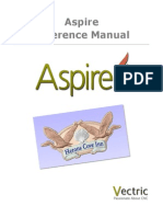 Aspire Reference Manual