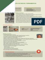 Prevenção de Riscos Com Ferramentas Manuais e Mecânicas