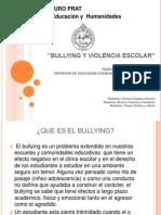 BULLYING Y VIOLENCIA ESCOLAR Power Examen de Grado.ppt 8 de Noviembre Final Modificado