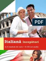 10996 Lectie Demo Italiana Incepatori - Start