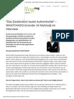 employerbranding-blog.com Oktober 2014