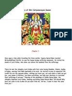 Story of Shri Satyanarayan Swamiji
