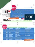 Grand meeting départemental de Seine-et-Marne