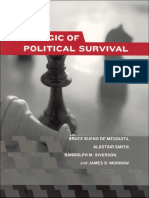 [The Logic of Political Survival].Bruce Bueno de Mesquita, Alastair Smith, Randolph M. Siverson, James D. Morrow.pdf