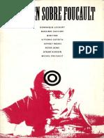 Cacciari, Massimo. Disparen sobre Foucault.pdf