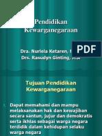 Pendidikan Kewarganegaraan(Prnt)