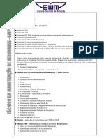 Tecnico em Manutenção de Aeronaves GMP.pdf