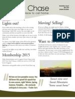 FCHOA Issue 8 Fall 2014