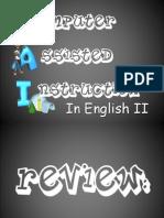 final exam for educ 118 mallada