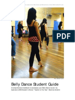 Belly Dance Student Guide PDF