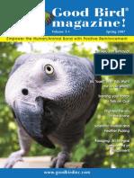 Good Bird Magazine Vol3 Issue1
