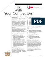 10 Min Get to Grips With Competitors