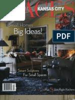 Spaces Magazine, Dec. 09/Jan. 10 Take a Seat