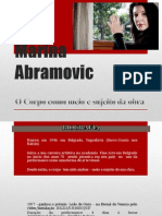 Marina Abramovic Final