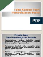 Prinsip dan Konsep Teori Pembelajaran Sosial.pptx