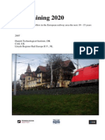 2007 Rail Training 2020
