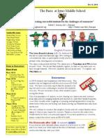 Newsletter Oct 13 2014 r2